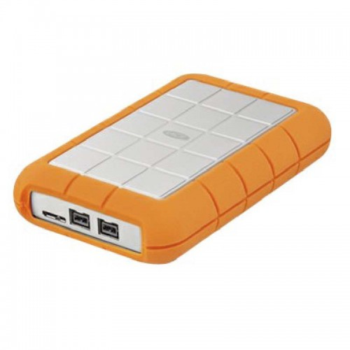 Disco Duro LaCie Rugged 1 TB