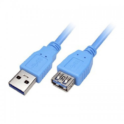 Cable Xtech - USB extension - Azul