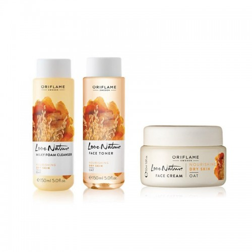 Set de limpieza facial Love Nature