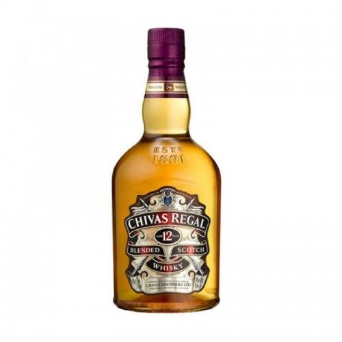 Whisky Chivas Regal 12 Años 375 ml