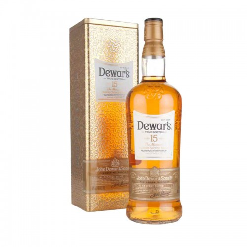 Whisky Dewars 15 Años 750ml