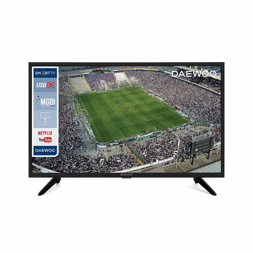 "Smart TV Led Daewoo de 43"" Full HD"