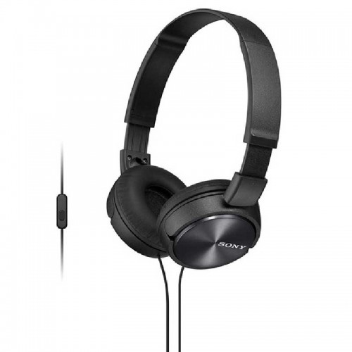 Audífonos Sony On-Ear Black con Micrófono