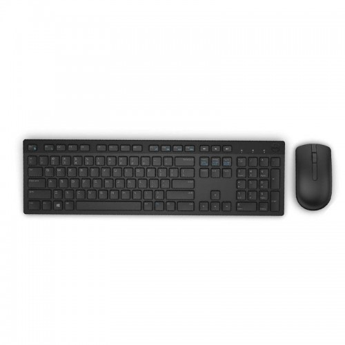 Kit de Teclado y Mouse Dell KM636