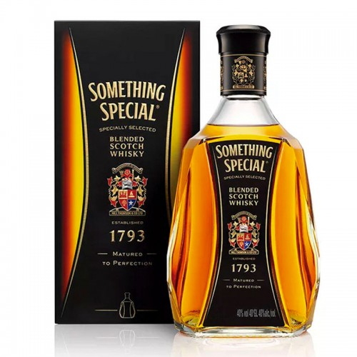 Whisky Something Special 1 Litro