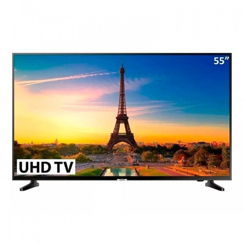 "Smart TV Led Samsung de 55"" UHD-4K"