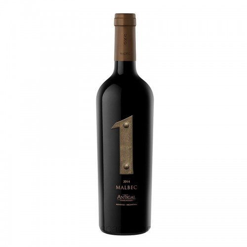 Vino Antigal 1 Malbec 12/750ml