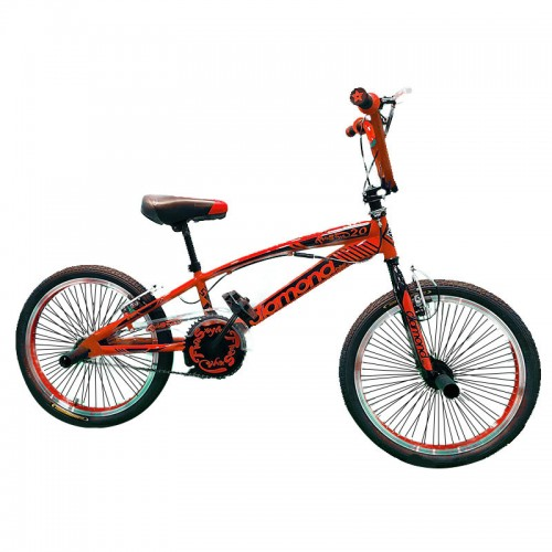 Bicicleta No. 20 Diamond BMX Freestyle para niño