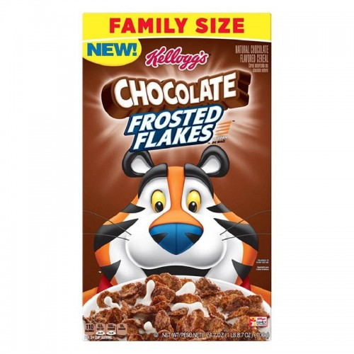 Cereal Chocolate Frosted Flakes 480 gr Kelloggs