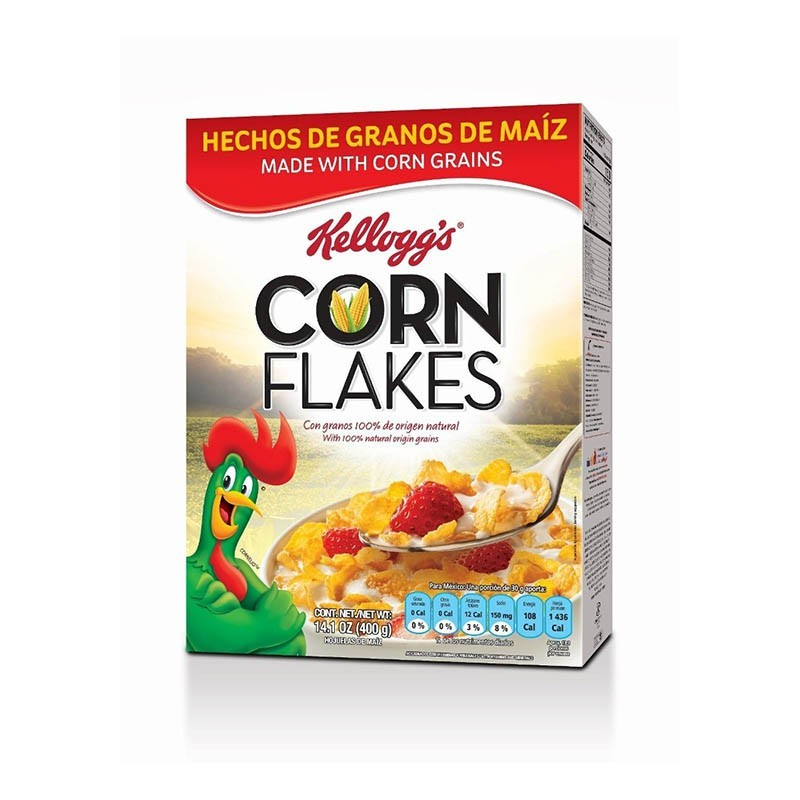 Cereal Corn Flakes 680 gr Kelloggs
