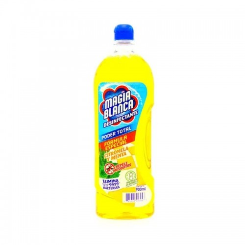 Desinfectante Citronela 900 Ml Magia Blanca