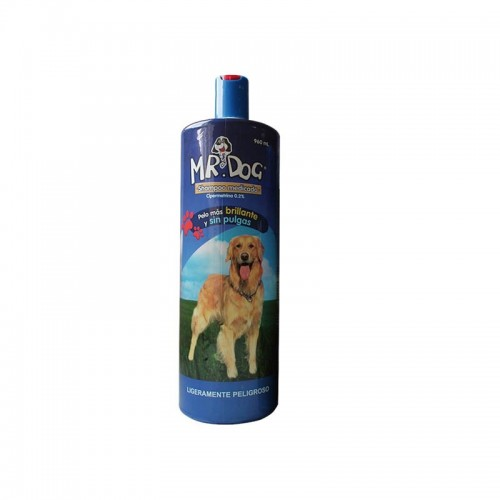 Shampoo mata pulgas 960 ml Mr.Dog