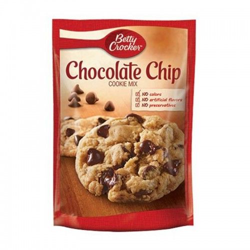 Chocolate Chip Cookie Mix Betty Crocker