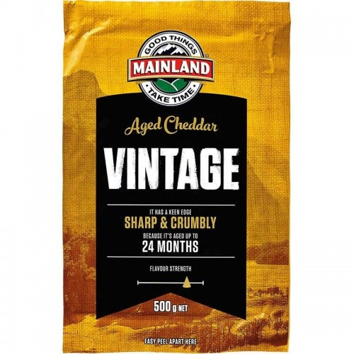Queso Vintage 200 gr Mainland