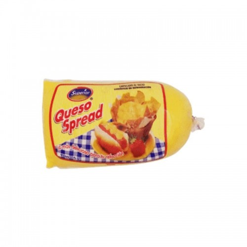 Queso Spread amarillo 200gr Superior