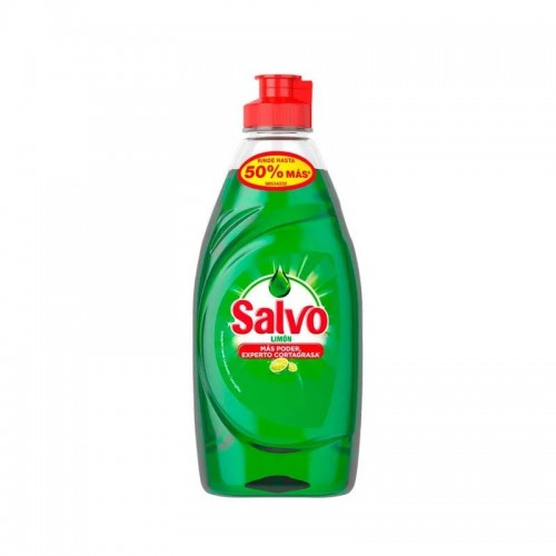 Lavaplatos Limón 300 Ml Salvo
