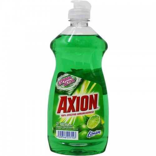 Lavaplatos Limón 400 Ml Axion