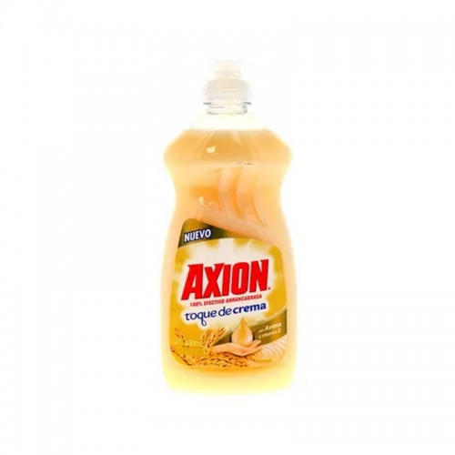 Lavaplatos Toque de crema 400 Ml Axion