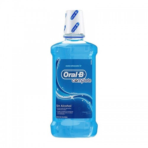 Enjuague bucal 250 ml Complete Oral B