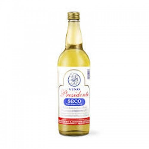 Botella Vino seco 750ml Presidente