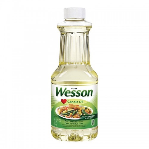 Aceite canola 24 Onz Wesson