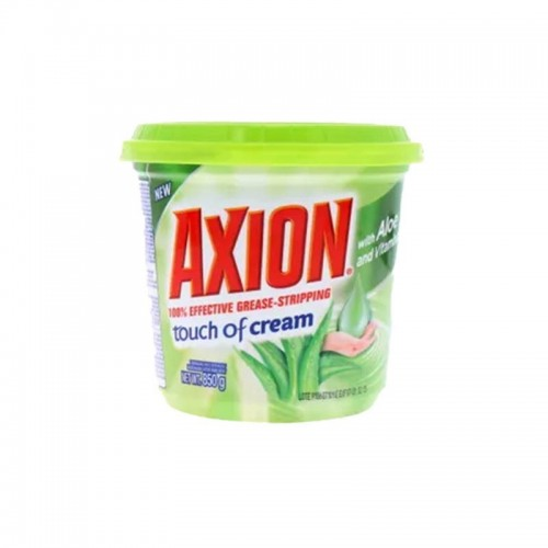 Lavaplatos Toque de Crema Aloe 850 gr Axion