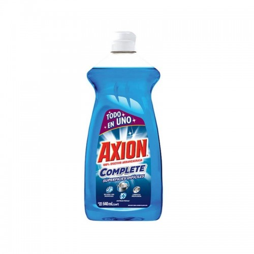 Lavaplatos Líquido Complete 640 ml Axion