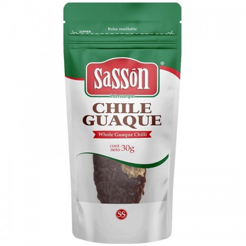 Chile Guaque 30 gr Sassón