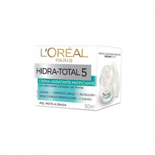 Hidra total 5 matificante 50 ml Loreal