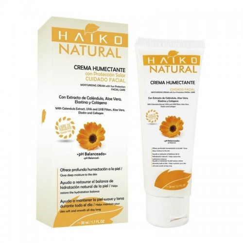Crema humectante 50 ml Haiko natural