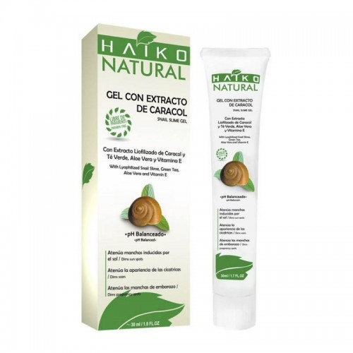 Gel con extracto de caracol 30 gr Haiko natural