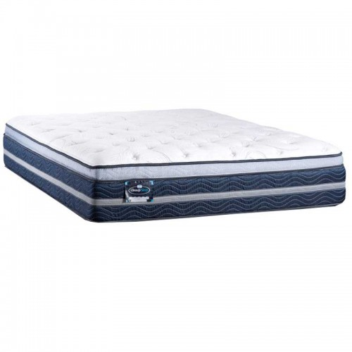 Colchón Simmons Beautysleep Super Pillow Top