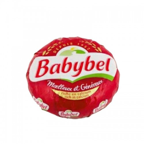 Queso Babybel Red Wax 200 gr Bel