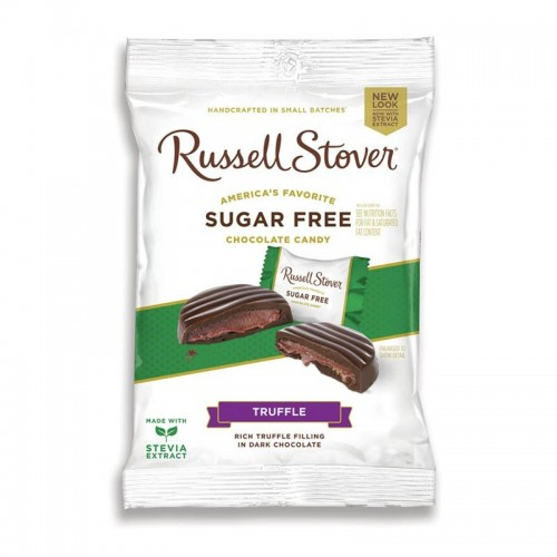 Chocolates Truffle 3 onz Russell Stover