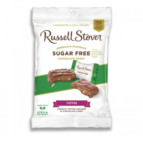 Chocolates Toffe 3 onz Russell Stover