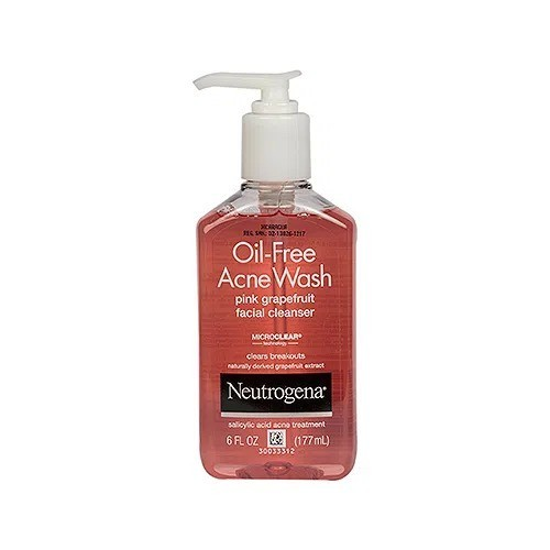 Oil Free Acne Wash 177 ml Neutrogena
