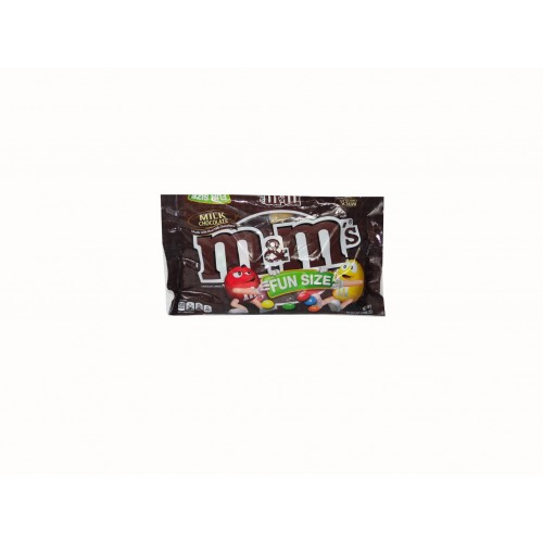 Botonetas Milk Chocolate M&M's Fun Size