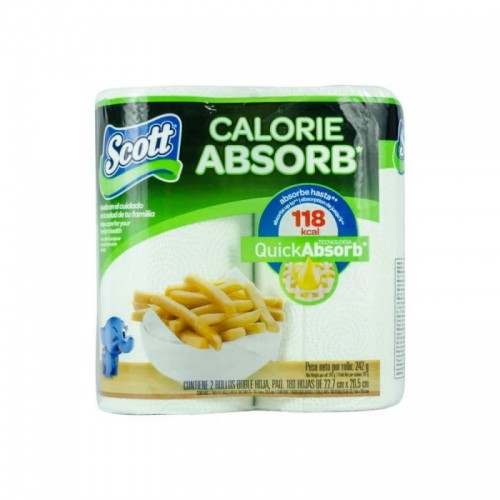 Mayordomo Scott Calorie Absorb
