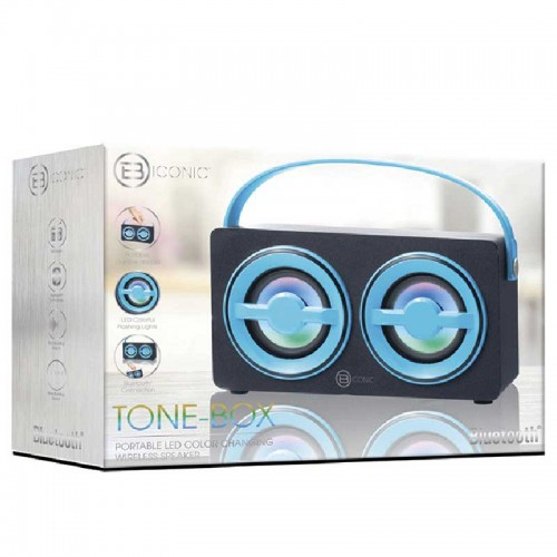 Bocina Bluetooth Biconic Tone-Box