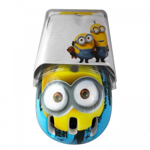 Combo Casco Minion de Disney